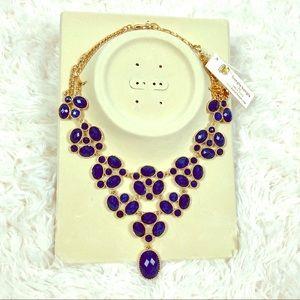 Amrita Singh Blue Stone Necklace